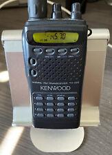 Ricetrasmettitore VHF 144 MHZ KENWOOD TH-22E. No Icom,Yaesu,Alinco * * LEGGI * *