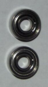 Penn Fathom 12 & 15  Set of ceramic hybrid spool bearings abec7 (STAR DRAG ONLY)