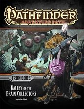 Pathfinder Adventure Path #88 Iron Gods chapter 4: Valley of the Brain Collector