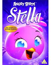 Angry Birds Stella Season 2 (2016) DVD New Sealed FREE SHIPPING