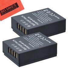 BM NPW126 2X Batteries For Fujifilm X-PRO1 X-A1 X-A2 X-E1 X-E2 1 X-M1 X-T1 X-T10