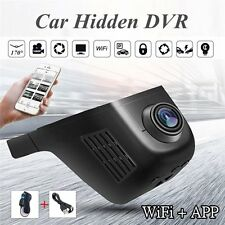 1080P Hidden WiFi Car DVR Camera Video Recorder Night Vision G-sensor Dash Cam