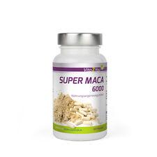 Vita2You Super Maca 6000 - Hochdosiert - 6000mg Maca-Wurzel pro Kapsel