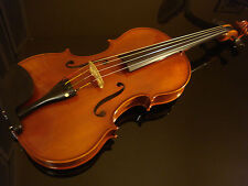 16 inch  VIOLA  16 INCH   MADE IN USA HAND MADE AMERICAN VIOLA  see at youtube!!