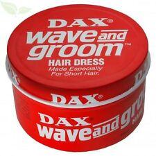 DAX Wax Red Wave Groom Hair 99g