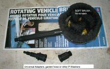 Campbell Hausfeld High Pressure ROTARY CAR WASH BRUSH PW1011--NEW IN BOX---