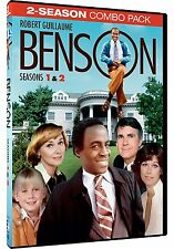Benson First Second Seasons 1 & 2 DVD Set Show Series Episodes TV All One Two R1