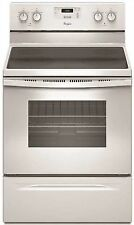 New listing Whirlpool Wfe320M0Es Smooth Surface 4.8-cu ft Freestanding Electric Range