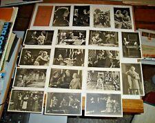 Set Completo 24 Postales Cine i Promessi Novios de M. O. L. L. E. Bonnard Fp Nv