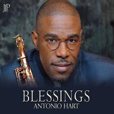 Antonio Hart - Blessings [New CD] Jewel Case Packaging