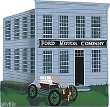 Ford Motor Company Inv01 Inventors Series Early Shelia'S