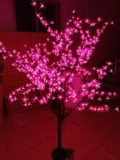 1.5M/5FT 480pcs PINK LED Cherry Blossom Tree LIGHT Wedding Christmas party decor