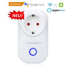 Wifi Smart Steckdose WLAN Homeg mit Amazon Alexa /Google Home über IOS/Android