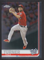 Topps - Chrome 2019 - # 175 Trea Turner - Washington Nationals