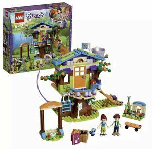 LEGO 41335 Friends Heartlake Mia's Tree House Building Box Set Girls Playset NEW