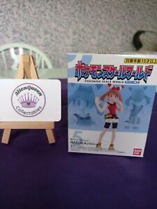 Pokemon Bandai Scale World 1/20 Figure Hoenn Region May