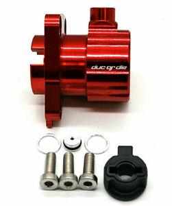 NEW  Ducati clutch slave cylinder control billet Monster etc. RED