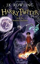Harry Potter and the Deathly Hallows (Harry Potter 7/7) - J.K. Rowling