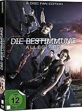 Die Bestimmung - Allegiant [2 DVDs] von Robert Schwentke | DVD | Zustand gut
