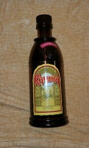 Kahlua Liquor Bottle Cocktail Mixer / Shaker