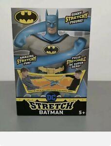 Giant Stretch Batman Figure Stretch Armstrong-like DC Comics Kids Toy 30cm BNIB