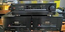 DENON poa-4400 et DAP -2500 A