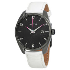 Nixon Bullet Ladies Leather Watch A473486
