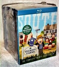 South Park Complete Series 1-23 Seasons + Movie (Blu-ray, 2020 48-Disc) animated