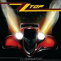 ZZ TOP Eliminator (1983) 11-track CD album NEW/SEALED Billy Gibbons