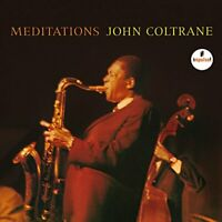 John Coltrane - Meditations (NEW DIGIPAK CD)