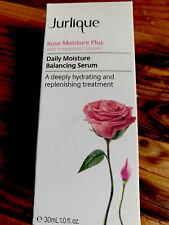 Jurlique Rose Moisture Plus Daily Moisture Balancing Serum 1oz 30 ML New In Box