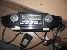 1977- 1980 Cadillac AM-FM 8 track with CB package