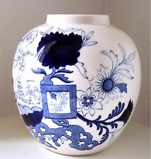 Unboxed Mason's Pottery Vases