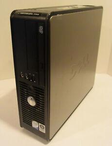 Dell Optiplex 755 (Intel Core 2 Duo 2.53GHz 4GB 160GB Win 10) Desktop PC
