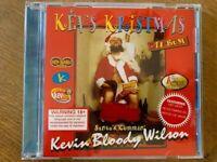 KEVIN BLOODY WILSON - KEV'S KRISTMAS ALBUM CD