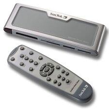 SANDISK PHOTO ALBUM sdv2s-d-e30 - CompactFlash SD MMC MEMORY STICK SMARTMEDIA XD