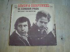 45 tours simon and garfunkel el condor pasa