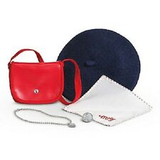 American Girl Molly's ACCESSORIES red purse hat + FAST SHIP friend of Emily