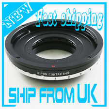 Kipon Contax 645 mount Lens to Nikon F mount Adapter D3 D4 D90 D800 D5100 D7000