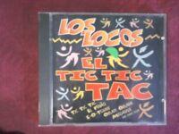 LOS LOCOS- EL TIC TIC TAC (15 TRACKS, 1996). CD