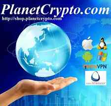 VPN Service US/Netherlands ( 1 Year ) OpenVPN 100 Mbps