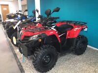 Quadzilla 520 Quad Bike Road Legal. C Force 520 TERRAIN 2 YEAR WARRANTY