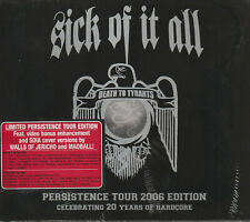 Sick Of It All - Death to Tyrants - CD