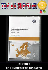 VW DISCOVER MEDIA V6 SD CARD MAP UPDATE 2017 WEST & EAST EUROPE 3G0 919 866 AQ