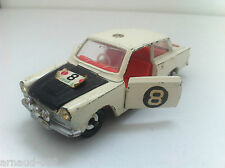 Dinky Toys - 212 - Ford Cortina Rally (East African Safari)