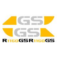 KIT ADESIVI LATERALI LATERAL ADHESIVE SERBATOIO R 1150 GS/ADV AD-R1150GS(Yellow)