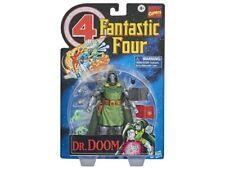 """Marvel Legends Doctor Doom Retro Action Figure Fantasic Four Vintage 6"""" IN STOCK"""