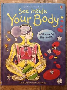 An Usborne Flap Book: See Inside Your Body