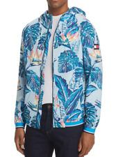 Tommy Hilfiger Botanical-Print Hooded Jacket, Size S,...