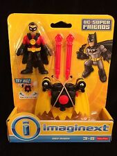 Batman Imaginext RED ROBIN DC Justice League Gotham City